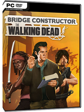 Bridge Constructor - The Walking Dead Screenshot