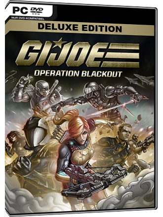 G.I. Joe - Operation Blackout (Deluxe Edition) Screenshot