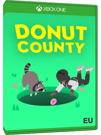 Donut County - Xbox One Download Code [EU Key] Screenshot