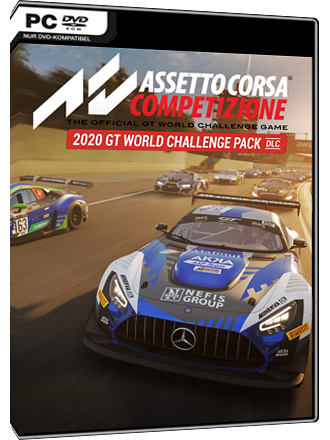 Assetto Corsa Competizione - 2020 GT World Challenge Pack (DLC) Screenshot