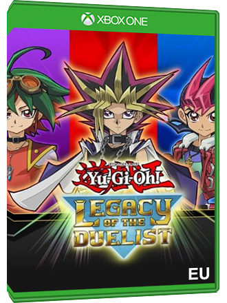Yu-Gi-Oh! Legacy of the Duelist - Xbox One Download Code [EU Key] Screenshot
