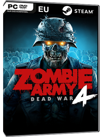 Zombie Army 4 Dead War (Steam Key EU) Screenshot