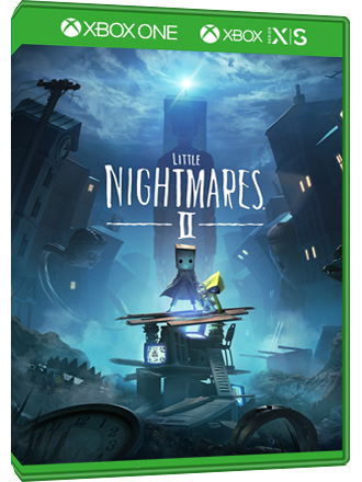 Little Nightmares II - Xbox One / Series X|S Download Code Screenshot
