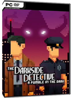 The Darkside Detective - A Fumble in the Dark Screenshot