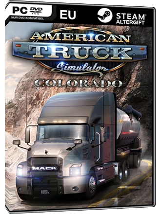 American Truck Simulator - Colorado DLC [EU Steam Altergift] Screenshot