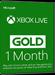 Xbox Live Gold - 1 Monat Mitgliedschaft