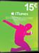 iTunes Card 15 Euro DE