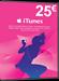 iTunes Card 25 Euro DE