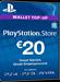 Playstation Network Card 20 Euro [FR]