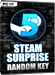 Steam Surprise - Random Steam Key - 5er Pack