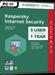 Kaspersky Internet Security 2017 (5 Nutzer / 1 Jahr)
