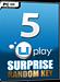 Uplay Surprise - Random Uplay Key - 5er Pack