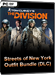 The Division - Streets of New York Outfit Bundle (DLC)