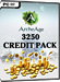 ArcheAge - 3250 Credit Pack