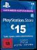 PSN Card 15 Euro [DE] - Playstation Network Guthaben