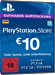 PSN Card 10 Euro [DE] - Playstation Network Guthaben