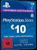 PSN Card 10 Euro [DE] - Playstation Network Guthaben