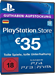 PSN Card 35 Euro [DE] - Playstation Network Guthaben