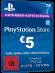 PSN Card 5 Euro [DE] - Playstation Network Guthaben