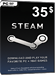Steam Game Card 35 USD