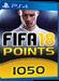 1050 FIFA Points - FIFA 18 PS4 ÖSTERREICH