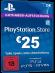 PSN Card 25 Euro [DE] - Playstation Network Guthaben