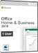Microsoft Office 2019 Home & Business MAC (1 User)
