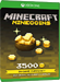 Minecraft - Minecoins Pack 3500 Coins (Xbox One...