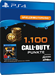 Call of Duty Black Ops 4 1100 Points PS4