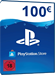 PlayStation Network Card 100 EUR