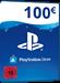 PSN Card 100 Euro [DE] - Playstation Network Guthaben
