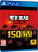 Red Dead Redemption 2 Online 150 Gold Bars PS4