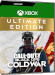Call of Duty Black Ops 5 Cold War Ultimate Edition Xbox One