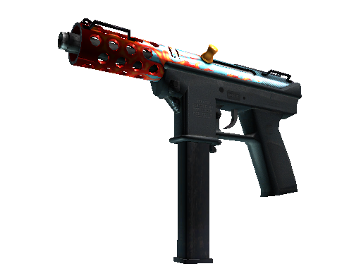 Tec-9 | Re-Entry (Minimale Gebrauchsspuren)