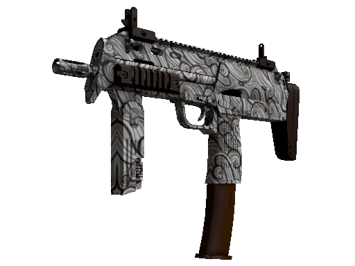 MP7 | Gunsmoke (Fabrikneu)