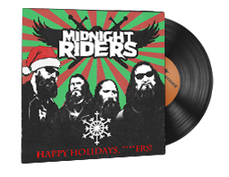 Musikkit | Midnight Riders, All I Want for Christmas