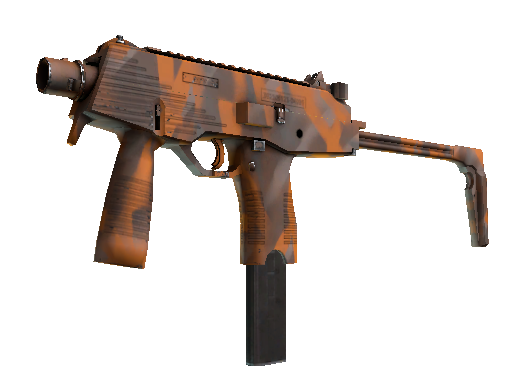MP9 (Souvenir) | Orange Peel (Minimale Gebrauchsspuren)