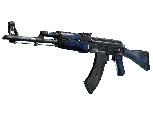 AK-47 | Blue Laminate (Einsatzerprobt)