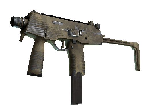 MP9 (Souvenir) | Sand Dashed (Einsatzerprobt)