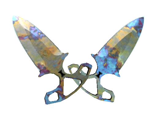 ★ StatTrak™ Shadow Daggers | Case Hardened (Factory New)