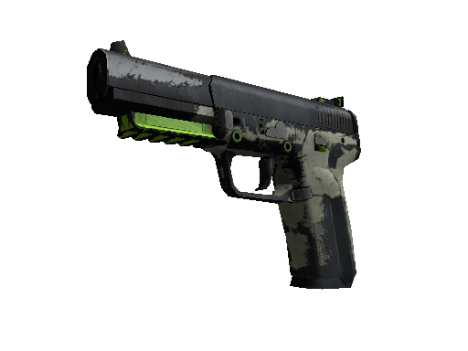 Five-SeveN | Hot Shot (Kampfspuren)