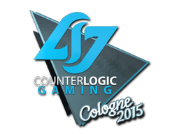 Aufkleber | Counter Logic Gaming | Cologne 2015