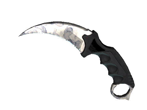 Karambit (★ StatTrak™) | Stained (Minimale Gebrauchsspuren)