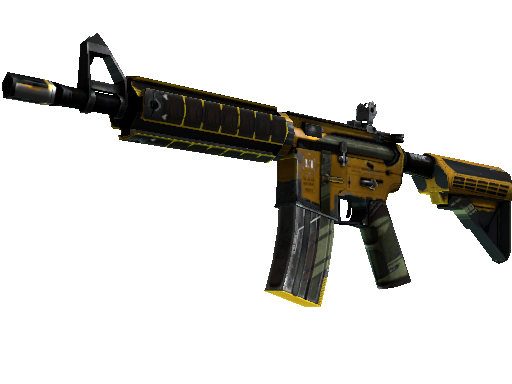 M4A4 | Buzz Kill (Kampfspuren)