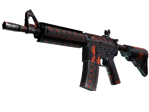 M4A4 | Radiation Hazard (Einsatzerprobt)