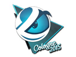 Aufkleber | Luminosity Gaming | Cologne 2015