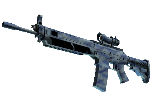 SG 553 | Wave Spray (Fabrikneu)