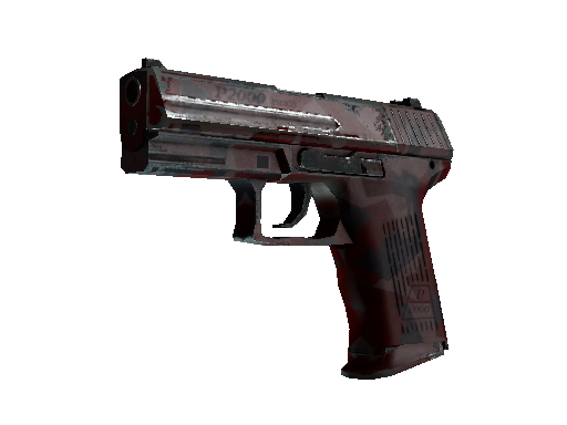 P2000 (StatTrak™) | Red FragCam (Einsatzerprobt)