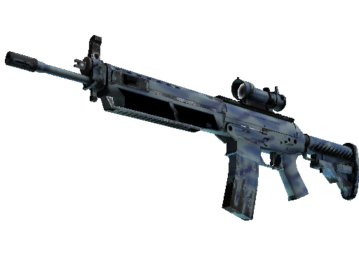 SG 553 | Wave Spray (Einsatzerprobt)