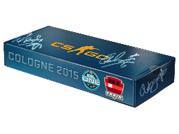 Souvenirpaket: ESL One Cologne 2015 ? Train